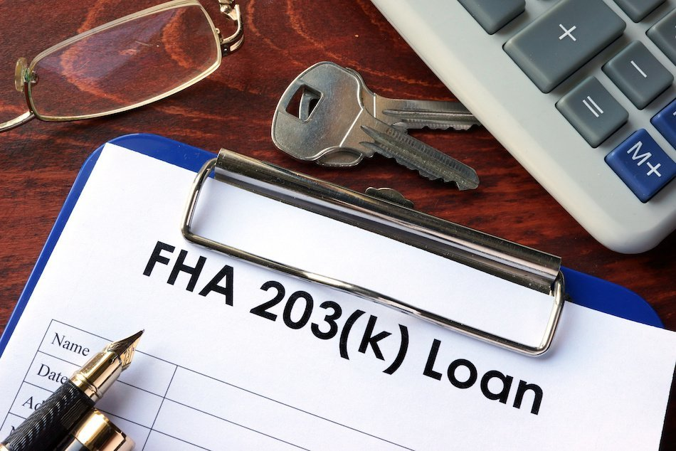 Your 203k Home Loan Guide