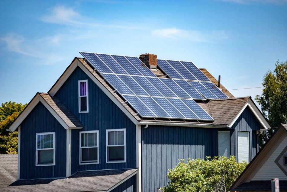 What is the value of residential solar